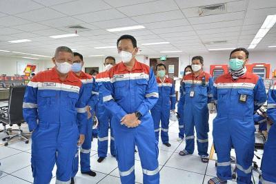 Bentuk Komite Audit! Ahok Turun Langsung Investigasi Kebakaran Kilang Cilacap