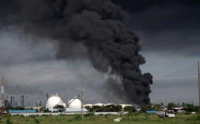 Kebakaran Kilang Cilacap Tak Ganggu Distribusi BBM