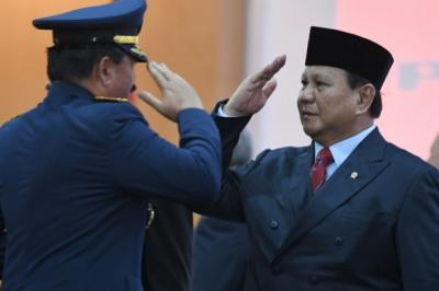 Pegang Rahasia Negara, Alasan Prabowo Diam Selama Ini Sejak Jadi Menhan