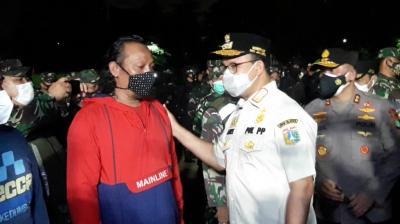 Covid-19 Naik Drastis, Anies: Jangan Sampai Jakarta Masuk Fase Genting!