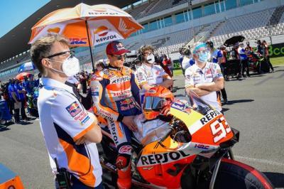 Marc Marquez Melempem di MotoGP 2021, Begini Komentar sang Adik