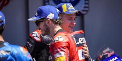 Zarco hingga Bagnaia Pepet Quartararo, DallIgna Bicara Kans Ducati Juara MotoGP 2021