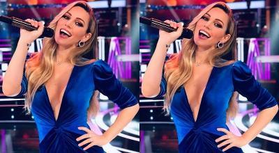 WAGs Euro 2020: Seksinya Edurne Garcia, Penyanyi Cantik Kekasih David de Gea
