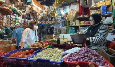 Sri Mulyani: Pemerintah Tidak Kenakan Pajak Sembako yang Dijual di Pasar Tradisional