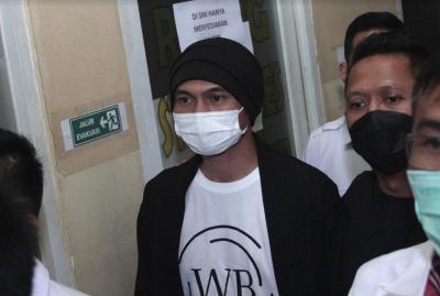 2 Hari Ditangkap Imbas Simpan Ganja, Anji: Sehat