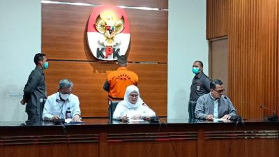 KPK Tetapkan Rudy Hartono Iskandar sebagai Tersangka Korupsi Tanah Munjul