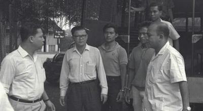 Terharu! Secarik Surat Usman Harun dari Penjara Changi Jelang Eksekusi Mati