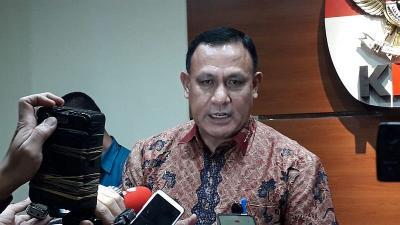 Korupsi Tanah Munjul, Ketua KPK: Siapapun Kami Tindak