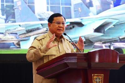 Prabowo Buka Konfernas Sishankamrata Abad 21, Bahas Radikalisme hingga Covid-19