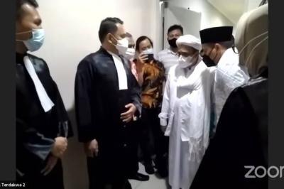 Tanggapi Pledoi Habib Rizieq, Jaksa: Semua Sama di Mata Hukum
