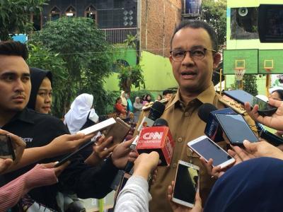 Soal Penanganan Covid-19, Gubernur Anies Akan Rapat Koordinasi Bersama Menko Perekonomian