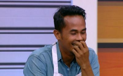 Ini Penyebab Chef Juna Potong Waktu Memasak Peserta MasterChef Indonesia RCTI