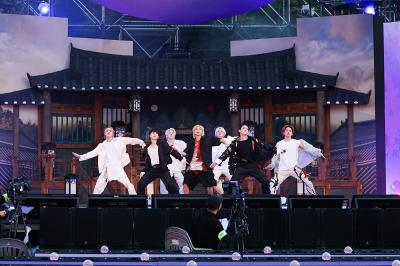 Fanmeeting BTS Ditonton 1,33 Juta Penggemar dari Seluruh Dunia
