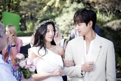 Legend of the Blue Sea: Terkuaknya Hubungan Lee Min Ho dan Jun Ji Hyun di Masa Lalu