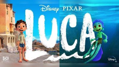 Luca, Film Pixar Tentang Persahabatan Monster Laut dan Manusia