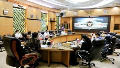 Bertemu Koalisi Masyarakat Sipil, Mahfud MD Sebut Revisi UU ITE Segera Masuk Legislasi di DPR