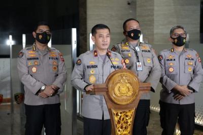 Polri Bantah Salah Tangkap Terduga Teroris di Riau