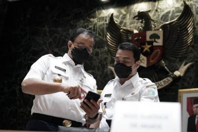 5 Fakta Forkopimda Dipanggil Jokowi Soal Covid-19, Anies Langsung Gerak Cepat