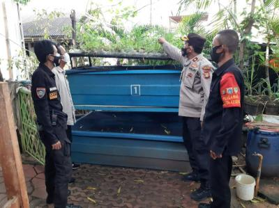 Kampung Tangguh di Cideng Sukses Tekan Angka Penularan Covid-19