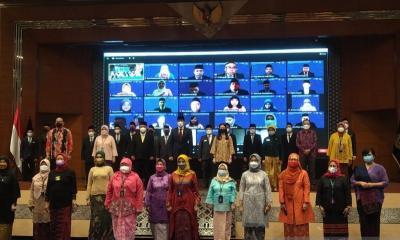 Lantik 58 Pejabat Kemenparekraf, Sandiaga Minta Jangan Kaku Jalankan Birokrasi