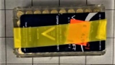 Wisatawan Ini Tertangkap di Bandara dengan 50 Peluru Dalam Tas