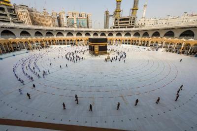 Alamak! Haji Dikuota 60.000 Orang, Pendaftar Tembus 450.000