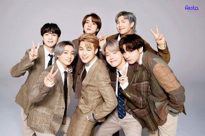 Hari Ini, BTS Rilis Album Kompilasi 'The Best'