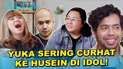 Bahas Brand Image Penyanyi Bareng Yuka Tamada, Glenn Samuel dan Fitri Novianti