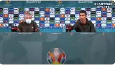 Saham Coca Cola Anjlok Gegara Ronaldo Geser 2 Botol