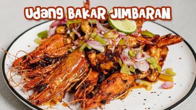 Resep Udang Bakar Sambal Dabu Dabu Jimbaran ala Chef Ade Koerniawan