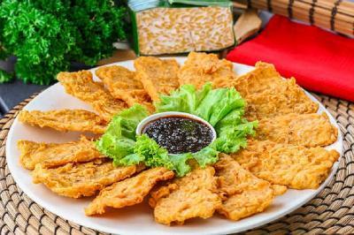 Resep Masakan Tempe Goreng Krispy, Gak Bosenin