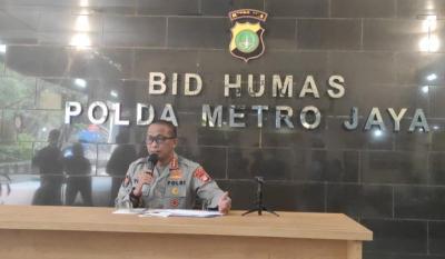 Polda Metro: AHH, Pria Pakai Pelat Palsu yang Ditangkap Bukan Anggota Polri