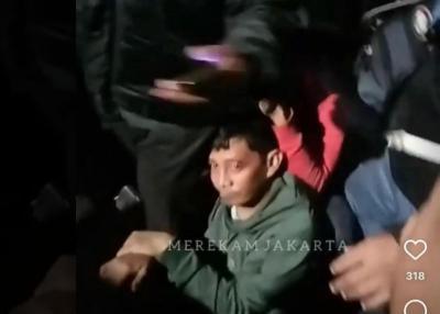 2 Pelaku Begal Modus Hipnotis di Salemba Ditangkap