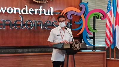 Pandemi COVID-19, Sandiaga Andalkan Pengembangan Desa Wisata untuk Genjot Pariwisata