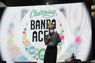 Charming Banda Aceh dan 9 Brand Pariwisata Masuk Nominasi Anugerah Pesona Indonesia 2021