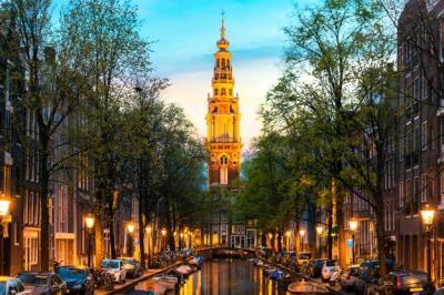 4 Destinasi Wisata Populer di Amsterdam, Tuan Rumah Piala Eropa 2020