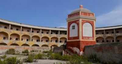 Penjara Terbengkalai Ini Siap Disulap Jadi Objek Wisata di Italia