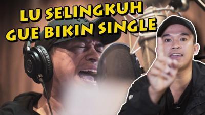 """Berkat Kerja Keras, Anwar BAB Rilis Single Dangdut """"HIRUKA"""""""
