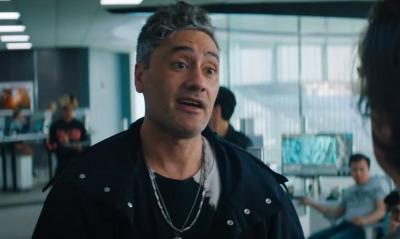 Syuting Film Free Guy, Improvisasi Taika Waititi Dipuji Bak Robin Williams