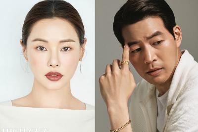 Honey Lee dan Lee Sang Yoon Adu Akting dalam Drama Baru SBS