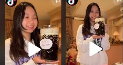 Viral Sisca Kohl Jual Minuman Boba Rp300 Juta, Netizen: Melebihi Harga Ginjal