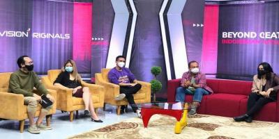 Hari Ini, Vision+ Originals Beyond Creator Resmi Luncurkan Indonesian Youtubers