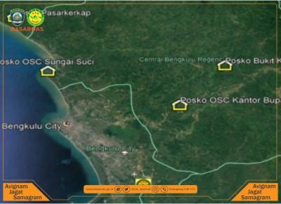 Basarnas Posting Gempa 8,6 SR dan Tsunami di Bengkulu, Warganet Senam Jantung