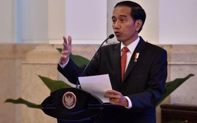 Presiden Jokowi Belum Serahkan Surpres Ibu Kota Negara ke DPR, Ini Alasannya