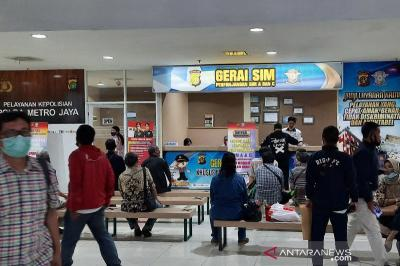 Polda Metro Siapkan Lima Layanan SIM Keliling di Jakarta