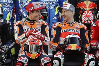 Kenang MotoGP 2019, Jorge Lorenzo Kecewa Duet dengan Marc Marquez Tak Berakhir Manis