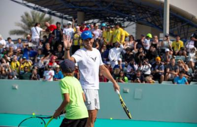 Pilih Absen Wimbledon dan Olimpiade Tokyo 2020, Ini Dalih Rafael Nadal