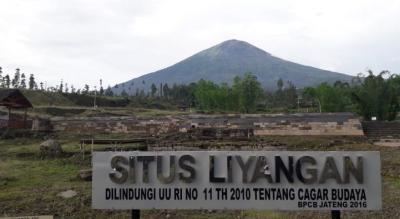 Pesona Situs Liyangan, Peradaban Kuno di Lereng Gunung Sindoro