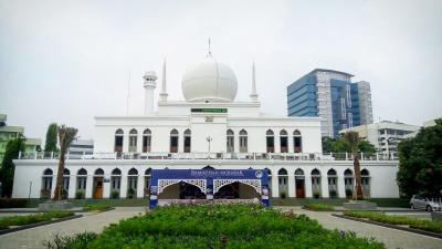Selain Istiqlal, Ini 5 Masjid Unik dan Indah di Jakarta