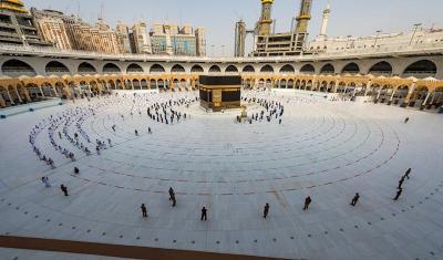 Kemenag Lobi Arab Saudi Buka Izin Umrah untuk Jamaah Indonesia